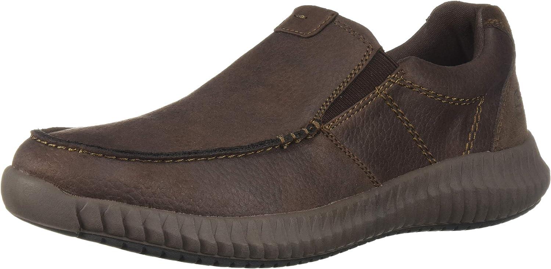 Skechers Men's Brendo-Eldon Driving Style Loafer