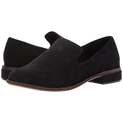 Kelsi Dagger Brooklyn Arbor (Black Corduroy) Women