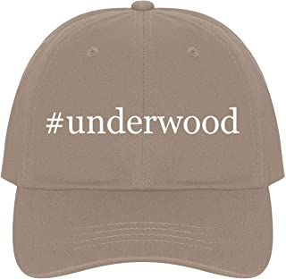 The Town Butler #Underwood - A Nice Comfortable Adjustable Hashtag Dad Hat Cap
