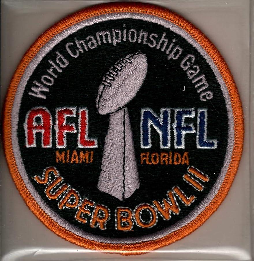 Super Bowl II 2 Green Bay Packers vs Oakland Raiders at Orange Bowl Stadium