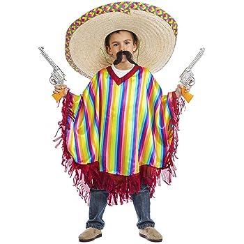 Guirca- Disfraz mariachi, Talla 7-9 años (87562.0): Amazon.es ...