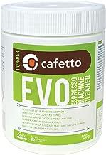 Cafetto 29160 E29160 Evo Espresso Cleaner, 500g, Green