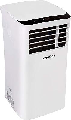 AmazonBasics Portable Air Conditioner with Remote - Cools 400 Square Feet, 10,000 BTU