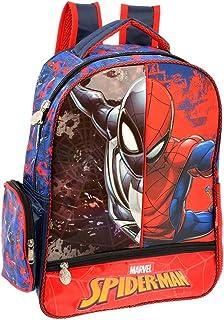 Spiderman 147178 Mochila Escolar Primaria Backpack Casual Infantil Juvenil RUZ