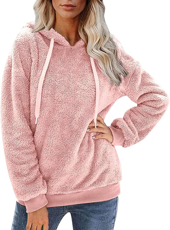 Hemlock Women Plus Size Wool Cardigan Overcoat Hoodies Cotton Jacket Sweater Coats Hooded Outwears Pullovers Tops