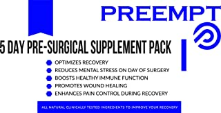 The ONLY Surgeon Approved Surgical Supplement -> The Most Effective Complete Surgery Recovery Supplement->Reduce Your Need for Pain Medications->Proven to Help You Recover Better