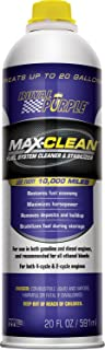 Royal Purple 11722 Max Clean Fuel Synthetic Cleaner-20 Oz, 6. Fluid_Ounces