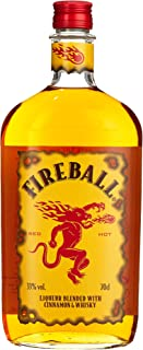 Fireball Likör Blended With Cinnamon & Whisky 1 x 0.7 l