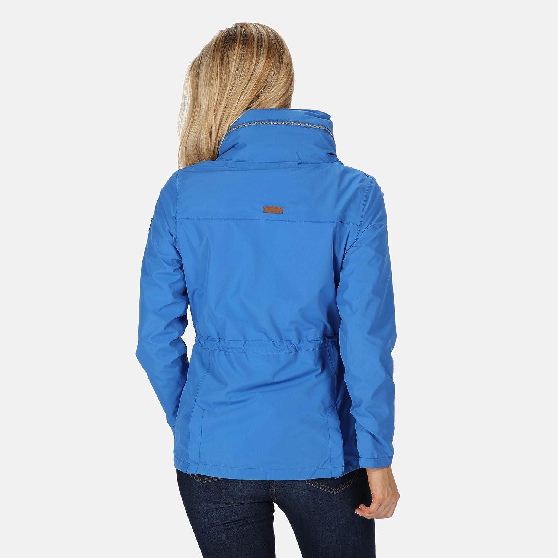 Regatta Narelle Wmns Waterproof Jacket Rock Grey