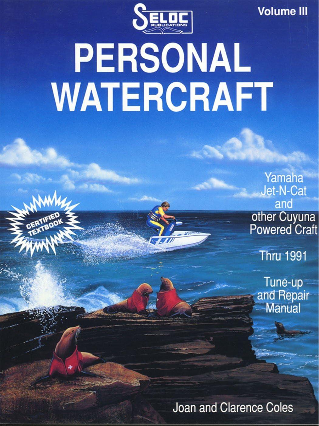 Sierra International Denver Mall Seloc Manual 18-09600 Yamaha Water Japan's largest assortment Personal