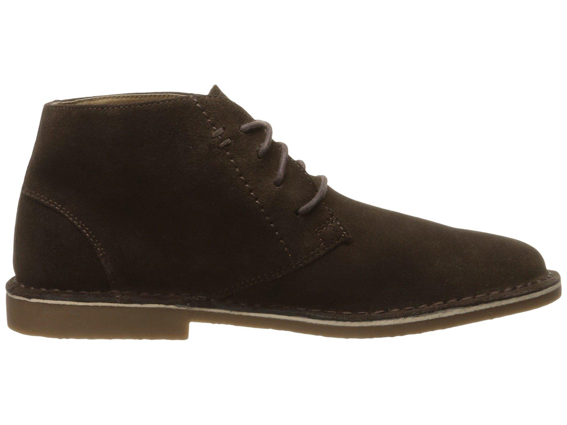 Plain Galloway Dark Toe Brown Boot Chukka Bush Nunn vfqcEf