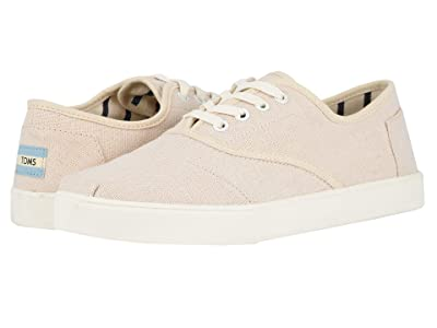 TOMS Cordones Cupsole (Natural Heritage Canvas Cupsole) Men