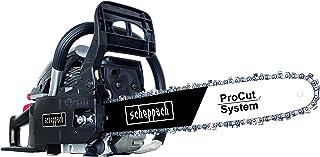 Scheppach 5910109905 CSH46 ProCut bensinmotorsåg, 1 800 W, svart/röd