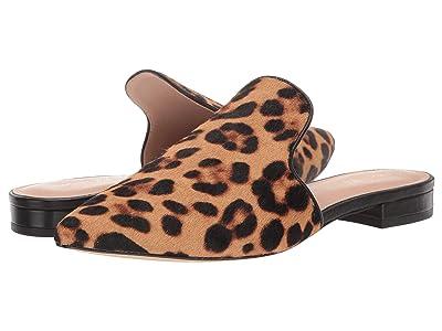 Rachel Zoe Natalie Flat Mule (Leopard) Women