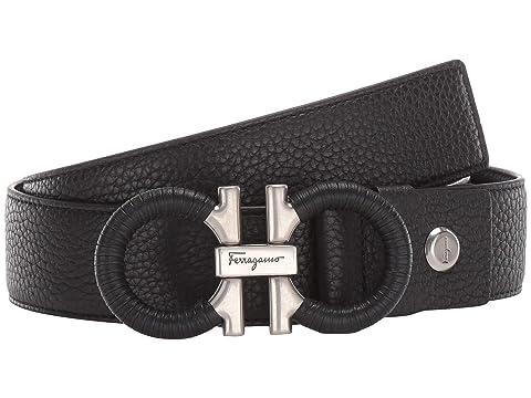 Salvatore Ferragamo Adjustable/Reversible Belt - 67A062