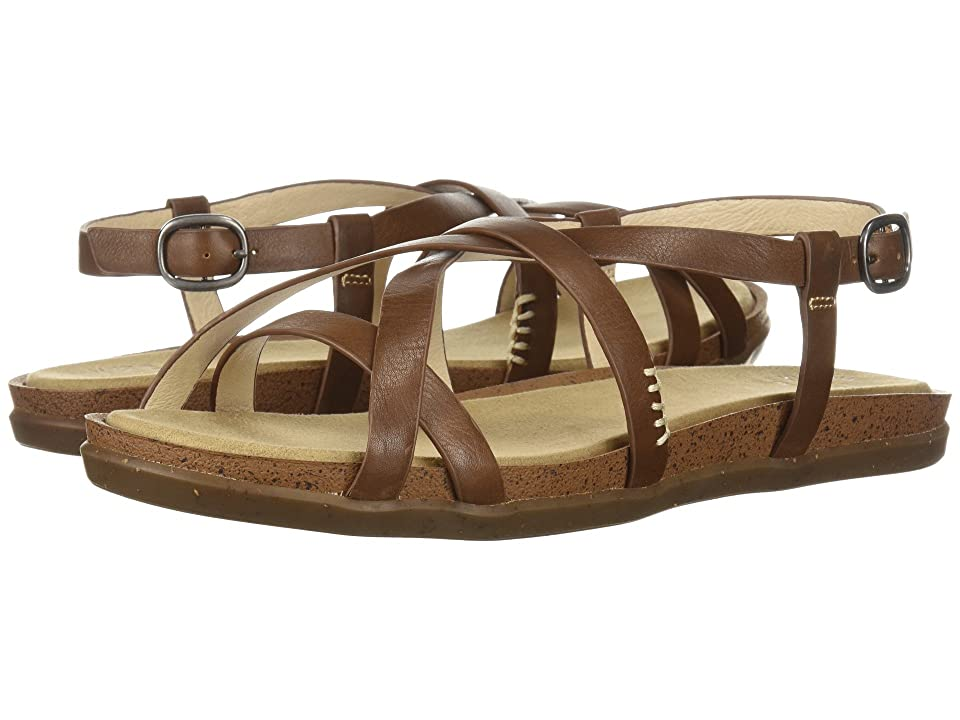 G.H. Bass & Co. Margie 2.0 (Brown Leather) Women