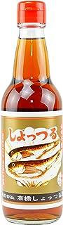 高橋しょっつる屋 秋田名産 しょっつる 塩魚汁 魚醤油 無添加 360ml 1本