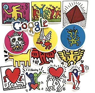 Best keith haring laptop decal Reviews