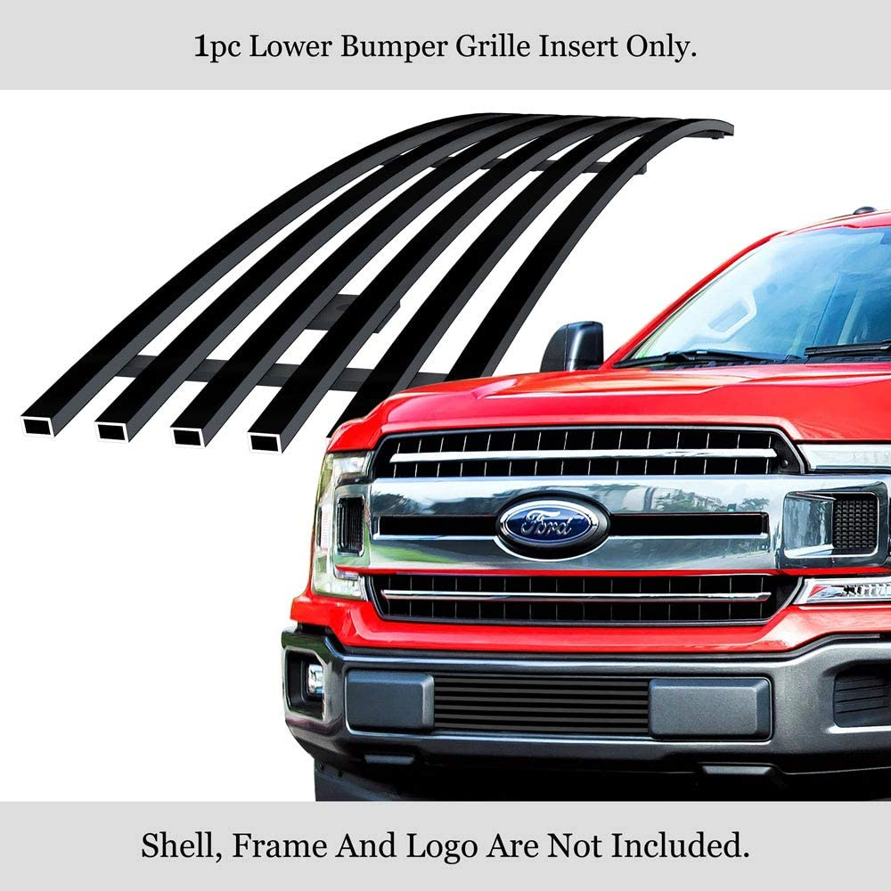 APS Ranking TOP12 Compatible with 2018-2020 Ford Bumper Lower Billet Ranking TOP3 Gri F-150