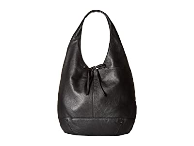 Lucky Brand Mia Hobo (Black 2) Hobo Handbags