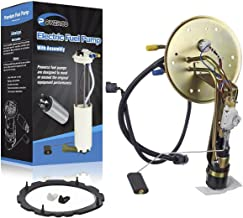 POWERCO Electric Fuel Pump Replacement Replacement For Ford Crown Victoria Town Car Grand Marquis 2000 1999 1998 4.6L W/Sending Unit E2272S