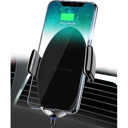 Nanami Wireless Charger Auto Qi Auto Handyhalterung Elektronik