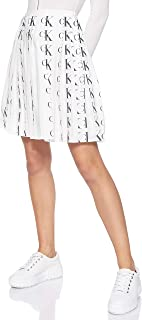 Calvin Klein Jeans Women's Pleated Skirt Skirts
