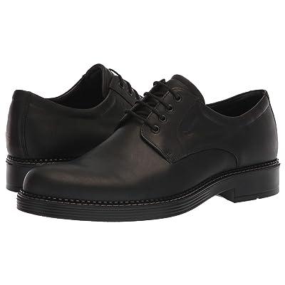 ECCO Newcastle GORE-TEX(r) Tie (Black) Men