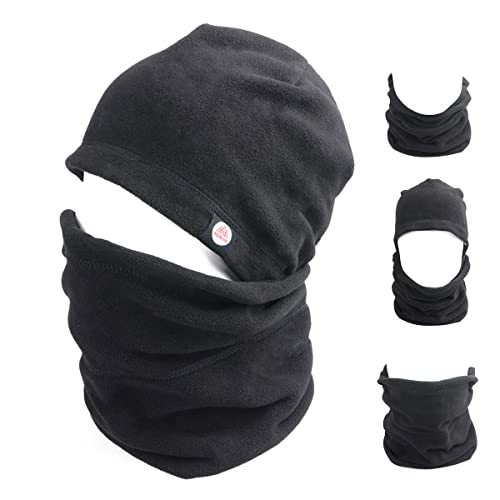 TRIWONDER Balaclava Face Mask for Cold Weather Fleece Ski Mask Neck Warmer 2d1c43cbbe25