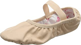 SD69S Leather Toddler Ballet Flats