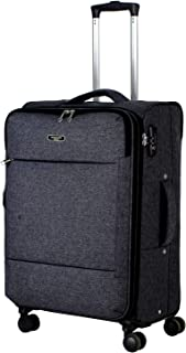4 wheel luggage lightweight