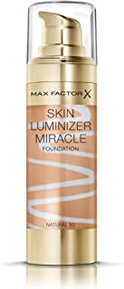 Max Factor Skin Luminizer Foundation, Natural 50