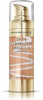 Max Factor Skin Luminizer Foundation, 50 Natural