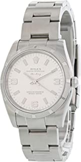 Rolex Air-King Automatic-self-Wind Male Watch 114210 (Certified Pre-Owned)