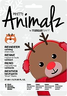 reindeer face masks