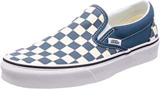 Vans Unisex Classic (Checkerboard ) Slip-On Skate Shoe 64fc2a7b297