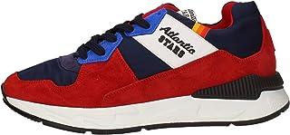 Atlantic Stars CETUS FNF I02 Sneakers Basse Uomo