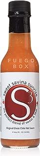 Sweet Savina Sunrise S3 Hot Sauce