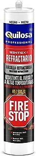 Quilosa T024190 Sintex Refractario Negro