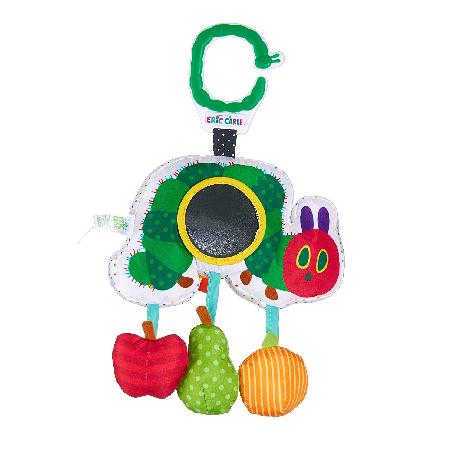 KIDS PREFERRED World of Eric Carle, The Very Hungry Caterpillar Activity Toy