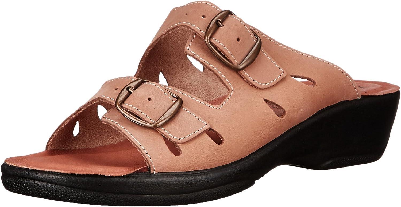 Spring Step Woherren Decca Slide Sandal, Sandal, Sandal, Beige, 41 EU 9.5-10 M US  554cbf
