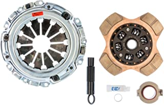 Exedy 08951P4 Stage 2 Cerametallic Clutch Kit Ductile Casting Thick Ceramic Facing 215mm 24T/26.0mm Spline Wheel Torque Rating 224 ft./lbs. 1597 lbs. Clamp Load Stage 2 Cerametallic Clutch Kit