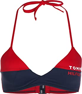Tommy Hilfiger Women's FIXED TRIANGLE RP Swim Top