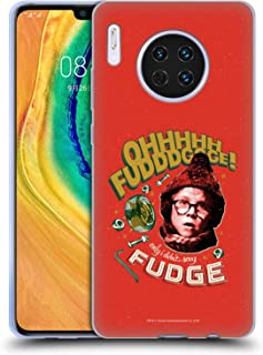 Official A Christmas Story Oh Fudge Composed Art Soft Gel Case Compatible for Huawei Mate 30