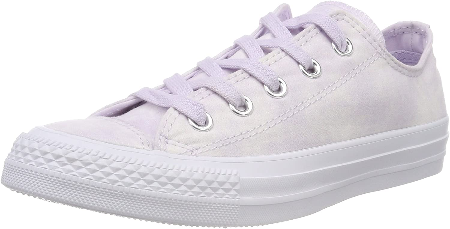 Converse Unisex Kids' Chuck Taylor All Star Ox Low-Top Sneakers