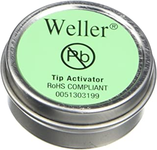 Weller 0051303199 Tip Tinner Lead Free.8 Oz, Black
