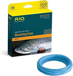 RIO Products Fly Line Powerflex Max Shooting Line .035 Floating, Blue