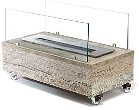Lareira Ecológica a álcool ou etanol Vintage 60cm