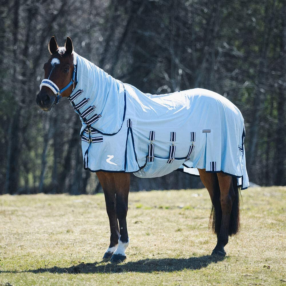 HORZE Freja Las Vegas Mall Durable Mesh Combo Fly Sheet with De Belly and Gorgeous Guard
