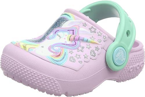 Crocs Unisex-Child Kids' Unicorn Clog